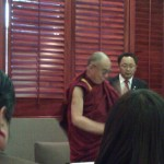 His Holiness Dalai Lama at Tibetan-Chinese Friendship Society and 7th Interfaith and InterEthnic Leadership Conference