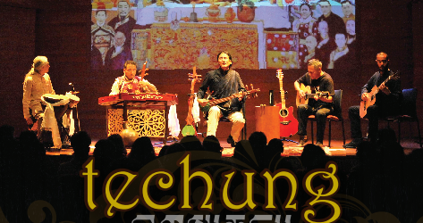For Peace in tibet Techung Concert