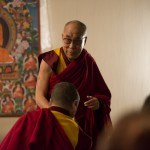 His Holiness Visit on 28 February, 2014